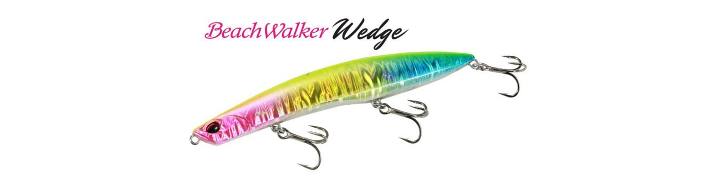 DUO BEACH WALKER WEDGE