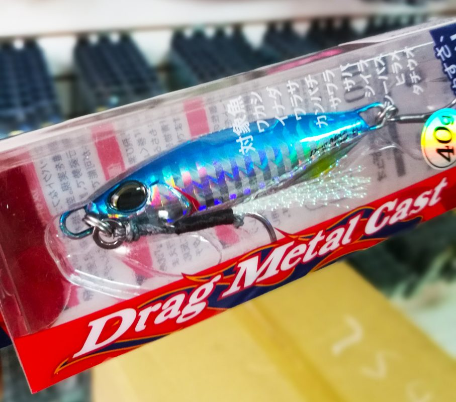 DUO DRAGMETAL CAST SERIES JIGS